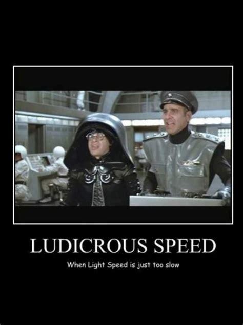 Spaceballs Memes - spaceballs quotes ludicrous speed quotesgram