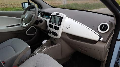 renault zoe interior renault zoe review gadget ro hi tech lifestyle