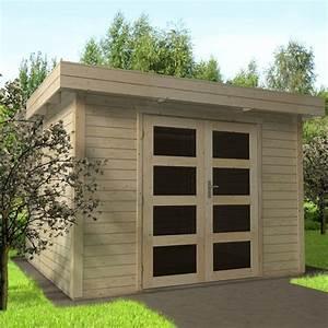 Abri De Jardin Moins De 5m2 : abris de jardin 5m2 toit plat ~ Edinachiropracticcenter.com Idées de Décoration