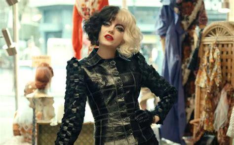 Emma Stone, la protagonista de la nueva película Cruella