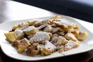 Austrian Pancakes With Raisins Kaiserschmarrn Recipe