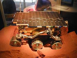 Mars Rover Plastic Model Kit (page 3) - Pics about space