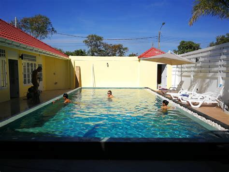 Songkran Party And Pool Side Bbq @ Barefeet Naturist