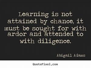 Abigail Adams p... Ardor Quotes