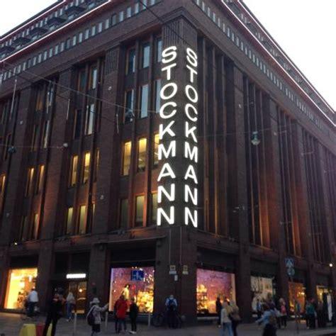 Stockmann - Helsinki - Picture of Stockmann's Department ...