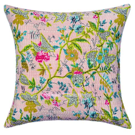 Handmade Pillows by Pink Bird Paradise Decorative And Accent Handmade Throw
