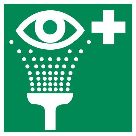 safety shower definition emergency eyewash and safety shower station