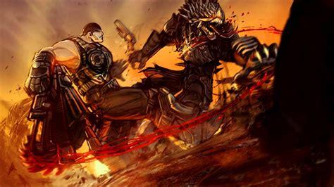 Gears Of War Wallpaper  1280x720 #38590