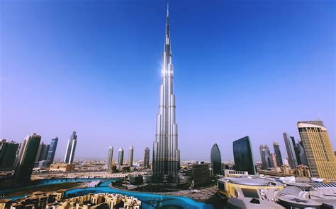 Boat Building In Uae by Boats Buildings Burj Uae City Country Development Evening