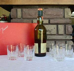 Service A Whisky : verres cristal de baccarat service rotary ~ Teatrodelosmanantiales.com Idées de Décoration