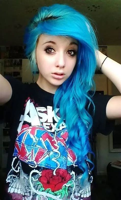 69 Emo Hairstyles For Girls I Bet You Havent Seen Before