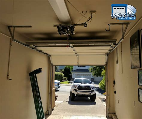 How To Put On Garage Door by Garage Door Opener Installation Archives