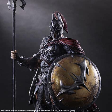 If Square Enix Designed Batman as a Spartan Warrior, He ...
