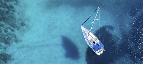 Sailboat On Water by Sailing Yachts For Sale Gilman Yachts
