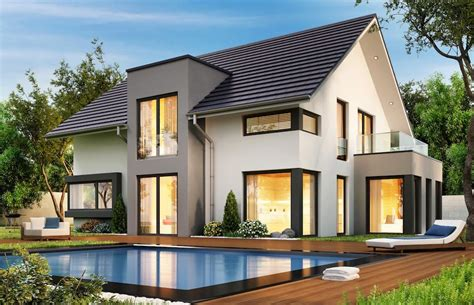 A Comparison of Contemporary and Modern Home Architectural