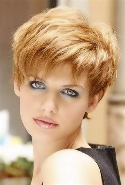 short haircut women