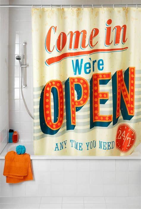 Wenko Anti Schimmel Duschvorhang by Wenko Anti Schimmel Duschvorhang Vintage Open 180 200 Cm