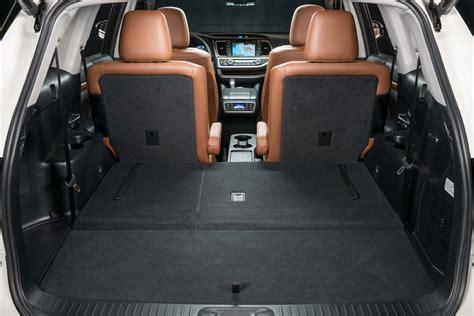 highlander interior dimensions www