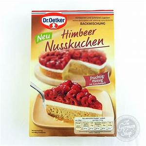 Dr Oetker Shop : dr oetker himbeer nuss kuchenmischung raspberry hazelnut baking mix tgsdu the german shop ~ Orissabook.com Haus und Dekorationen