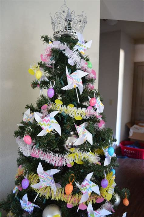 diy easter tree mooshu jenne