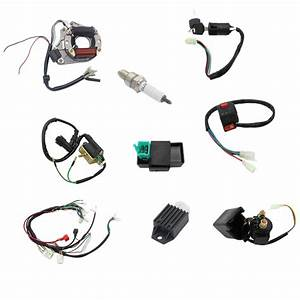 Complete Electronic Stator Coil Cdi Harness 4