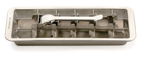 Endurance Stainless Steel Ice Cube Tray