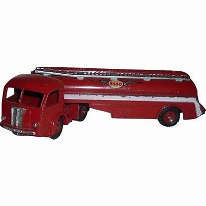 Tanker Toys Rubylane Toy Esso Truck Dinky