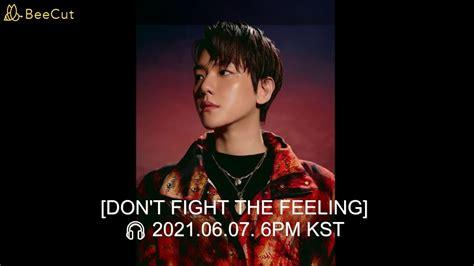 Exo don t fight the feeling mv reaction もう満足でしかない ありがとう. BAEKHYUN EXO DON'T FIGHT THE FEELING - YouTube