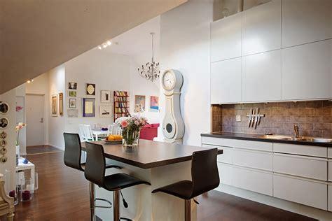 elegant  timeless kitchen design  chocolate  white