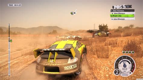 Colin Mcrae Dirt 2 Demo