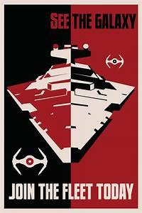 Poster Star Wars : 20 fantastic star wars propaganda posters ~ Melissatoandfro.com Idées de Décoration