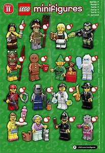 LEGO Minifigures Series 11 Figures Fully Revealed & Photos ...