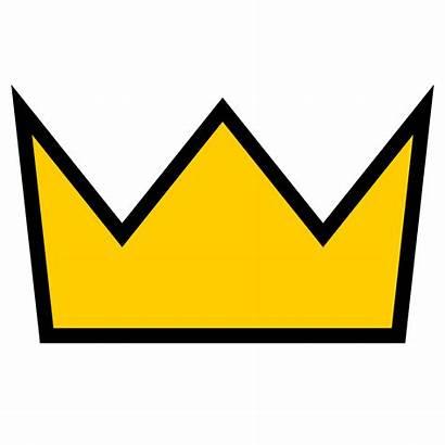Svg Crown Gold Simple Pixels Wikipedia Wikimedia