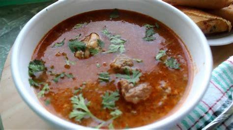 recette de la cuisine chorba frik jari soupe algerienne recette de ramadan de