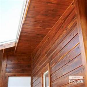 Real Wood Siding Featuring Sikkens Proluxe Cetol Srd In