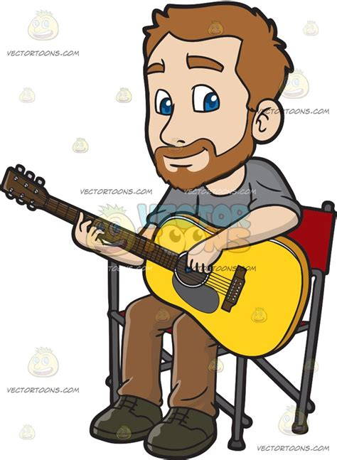 playing cartoon playing guitar cartoon www pixshark com images