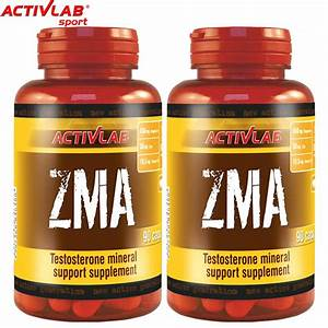 Zma 90  180 Capsules Testosterone Booster Hormone Support Mineral Anabolic Pills