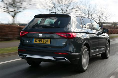 seat tarraco review  parkers