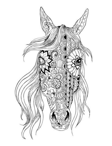 Pin by Wanda Twellman on Coloring Equids (With images