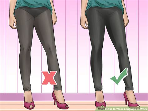 How to Wear Leggings to Work 10 Steps (with Pictures) - wikiHow