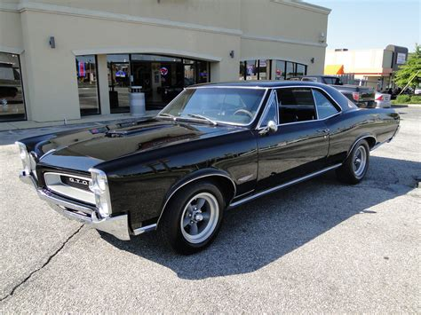 1966 Pontiac GTO - Information and photos - MOMENTcar