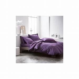 Housse Couette 240x260 : today achat housse de couette coton 240x260 deep purple pas cher ~ Teatrodelosmanantiales.com Idées de Décoration
