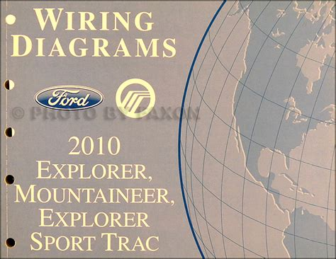 2010 Ford Explorer Radio Wiring Diagram 2010 ford explorer and sport trac mountaineer wiring