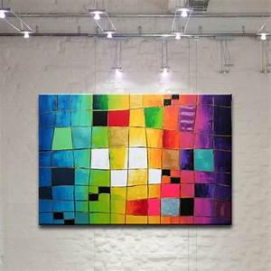 Einfache Bilder Malen : acrylmalerei outsider gem lde abstrakt bild kunst malerei ein designerst ck von acryliks bei ~ Eleganceandgraceweddings.com Haus und Dekorationen
