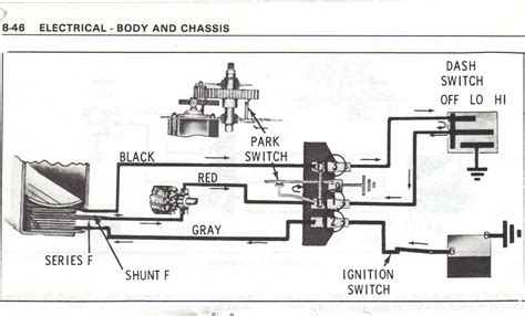 What The Terminals Chevy Truck Wiper Motor