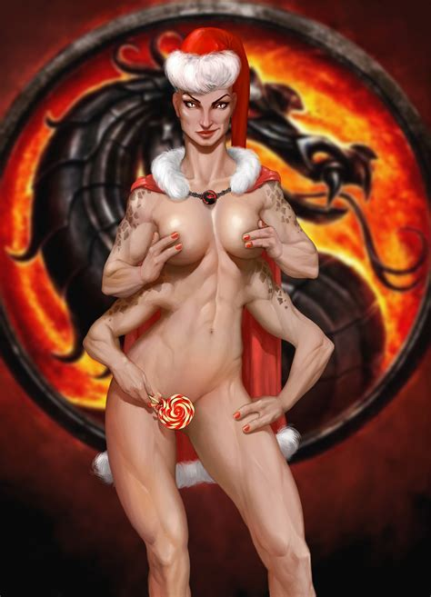 Mortal Kombat Sheeva Naked Hot Girls Wallpaper