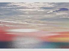 The Salar de Uyuni through a pastel lens