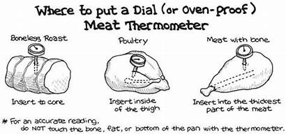 Roasting Poultry Meat Temperatures Times Temperaturas Carnes