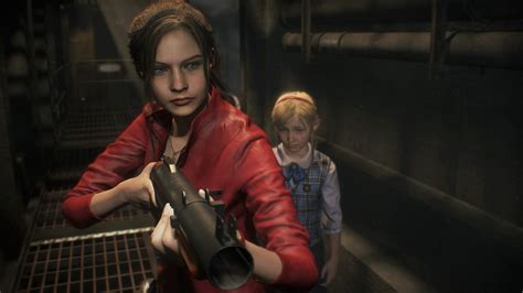 Handson With The Resident Evil 2 Remake  Rock, Paper