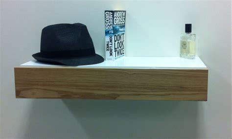 Floating Shelf With Ash Drawer Xxmm-mastershelf